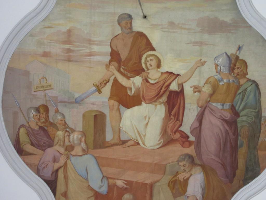 Das Martyrium des Pankratius