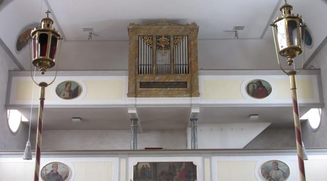 Orgel in Radio und Fernsehen