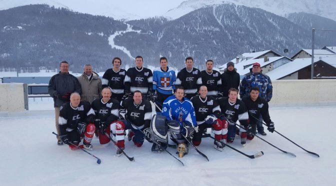 Dragons bei Turnier in der Schweiz Dritte