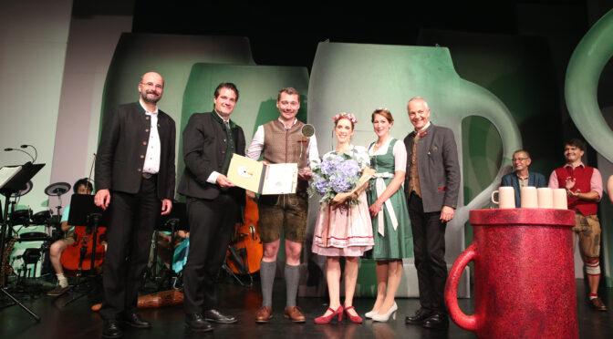 Brauer ehren Sulzschneider für Bieroper